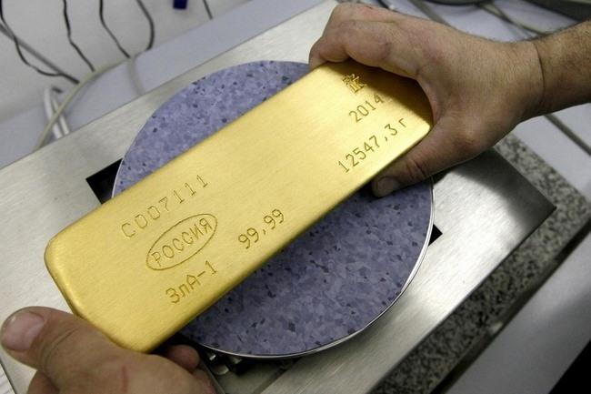 """""""Đột nhập"""" nơi đúc vàng thỏi lớn nhất nước Nga - 10"""