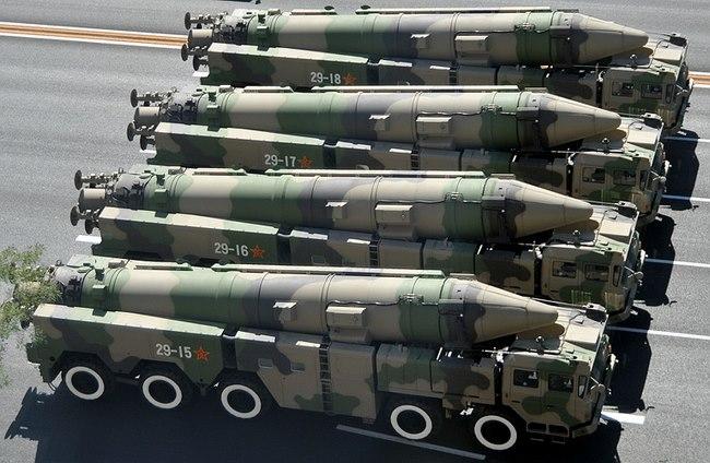 Vì sao TQ chỉ cần số đầu đạn hạt nhân ít hơn Mỹ 30 lần? - 2
