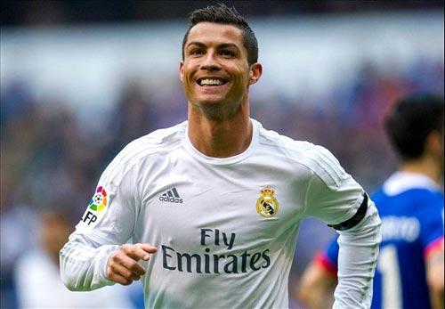 Ronaldo sắp lập kỷ lục tuyệt hảo ở cúp C1 - 1
