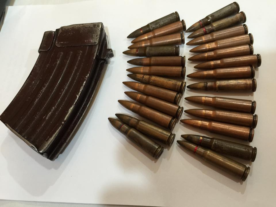 """Dàn vũ khí """"nóng"""" trong vụ bắn chết nhân viên nhà nghỉ ở Hà Nội - 3"""