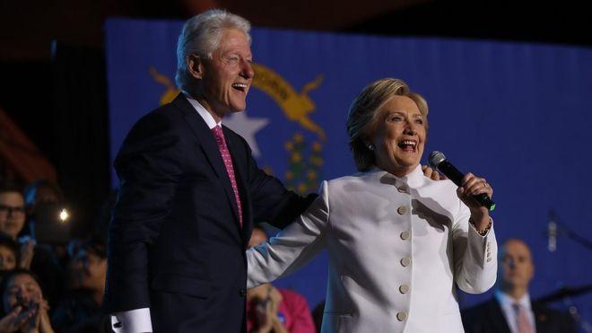 Chức danh của Bill Clinton là gì nếu vợ thành tổng thống? - 1