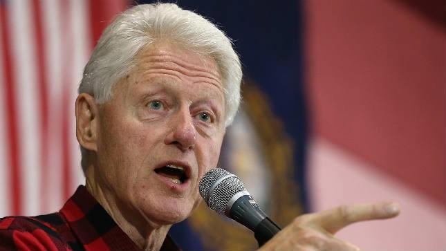 Chức danh của Bill Clinton là gì nếu vợ thành tổng thống? - 2