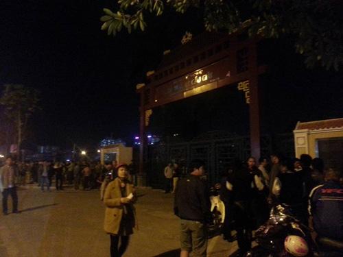 Cháy quán karaoke ở Hà Nội: 13 người đã thiệt mạng - 3