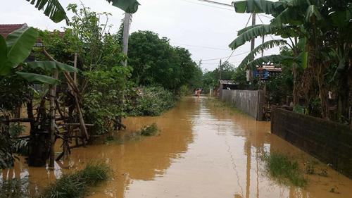 Quảng Trị: Lũ bất ngờ, hàng ngàn hộ dân bị chìm trong biển nước - 3