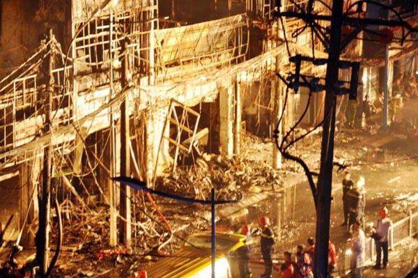 6 vụ cháy quán karaoke gây thiệt hại, thương tâm nhất - 6