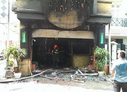 6 vụ cháy quán karaoke gây thiệt hại, thương tâm nhất - 3