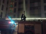 Tin tức trong ngày - Đã xác định nguyên nhân cháy chung cư ở Linh Đàm