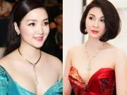 """Đời sống Showbiz - 5 mỹ nhân Việt U50 """"dìm hàng"""" gái trẻ không thương tiếc"""