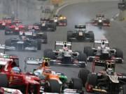 Thể thao - Lịch thi đấu F1: Brazilian GP 2016