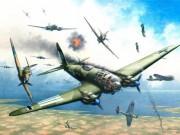 Thế giới - Trận không chiến long trời lở đất của 4.500 máy bay