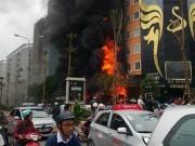 Tin tức trong ngày - 6 vụ cháy quán karaoke gây thiệt hại, thương tâm nhất
