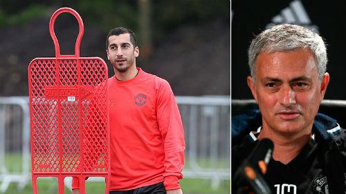MU: Mourinho chấp nhận án cấm 1 trận, chờ đấu Arsenal - 3