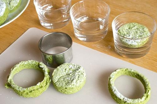 Cách làm bánh Matchamisu ngon mê ly - 13