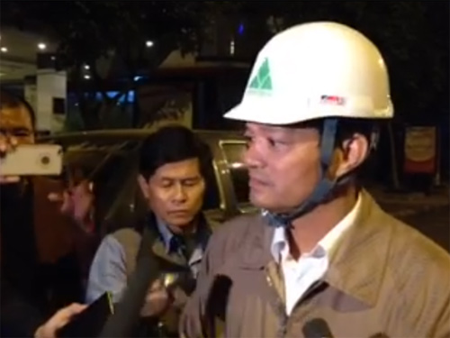 Cháy quán karaoke 13 người chết: Quán chưa đủ điều kiện kinh doanh - 1