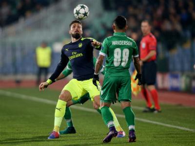 Chi tiết Ludogorets – Arsenal: Tuyệt vời Ozil (KT) - 5