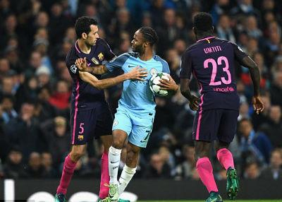 Chi tiết Man City – Barca: Cú đúp dễ dàng (KT) - 6