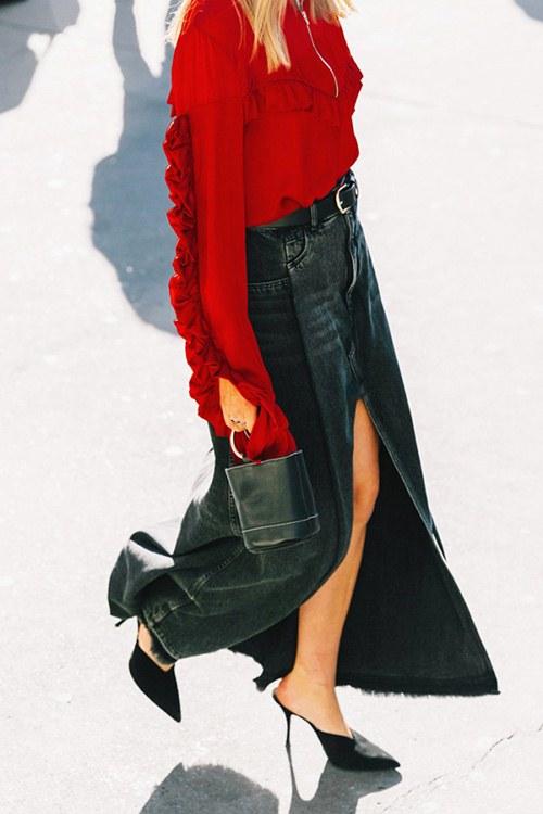 9 gợi ý mặc đẹp cho những ngày se lạnh - 14