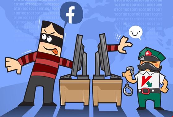 Quét mã độc cho tài khoản Facebook - 1