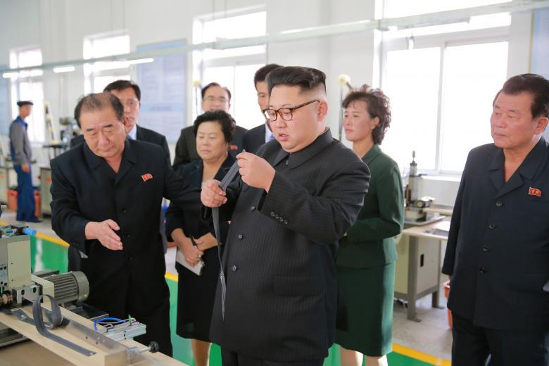 Triều Tiên sẽ phóng tên lửa đạn đạo trước bầu cử Mỹ - 1