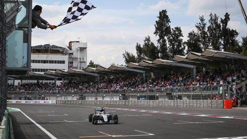 F1, từ Mexico: Va chạm và tranh cãi chưa có hồi kết - 3