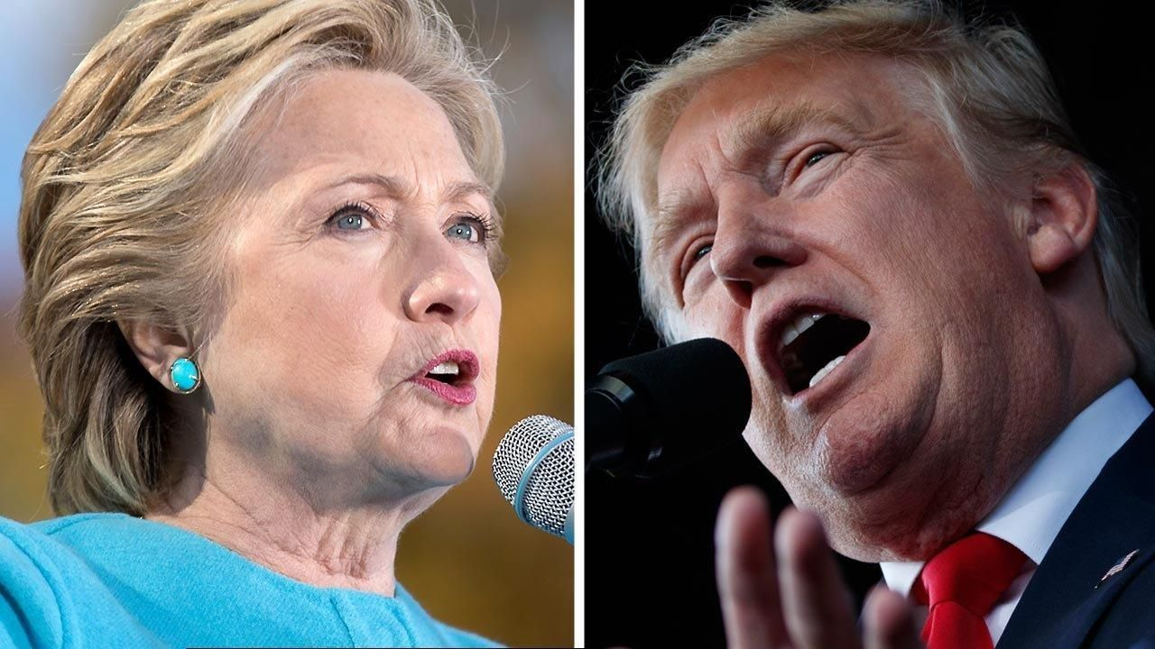 Trump lần đầu vượt qua Hillary Clinton kể từ tháng 5 - 1