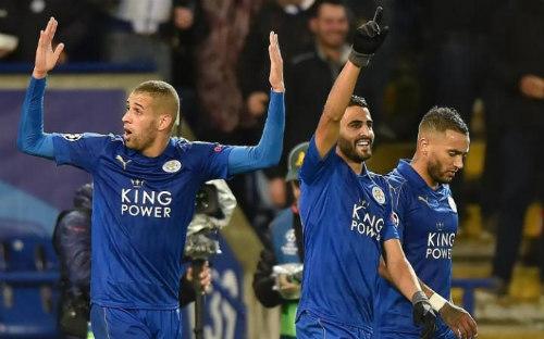 Copenhagen – Leicester City: Thiên đường gọi tên - 1