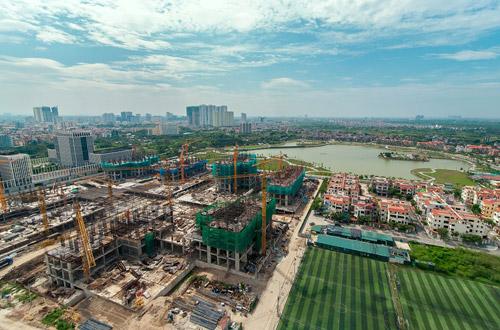 Chính thức ra mắt tòa A2 dự án An Bình City - 2