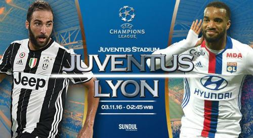 """Juventus – Lyon: Khuất phục """"Bầy sư tử"""" - 2"""