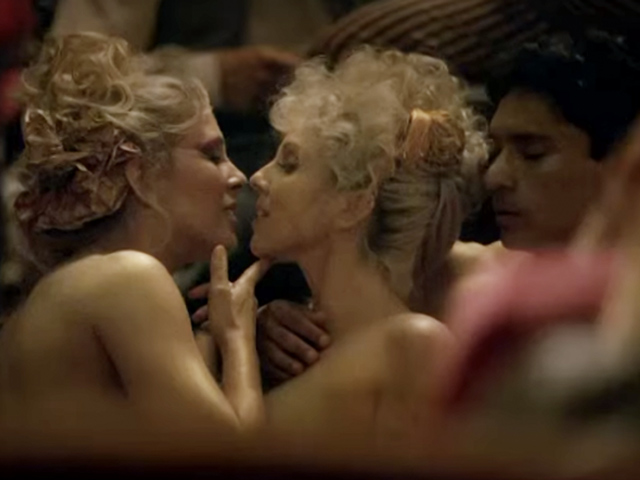 Choáng với thù lao 13 triệu đồng đóng 1 phút cảnh nóng trên HBO - 1