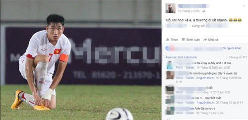 Chân dung người yêu xinh như mộng của đội trưởng U19 VN - 3