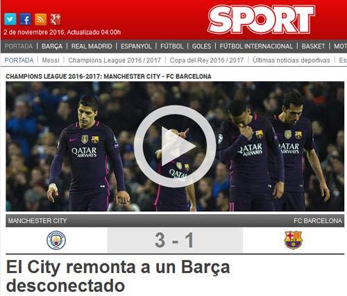 """Báo chí thế giới: Pep Guardiola """"lột trần"""" Barca - 2"""