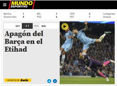 """Báo chí thế giới: Pep Guardiola """"lột trần"""" Barca - 3"""