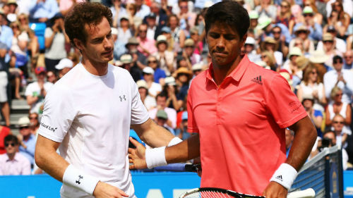 Paris Masters ngày 3: Murray khổ chiến, Wawrinka thua sốc - 3