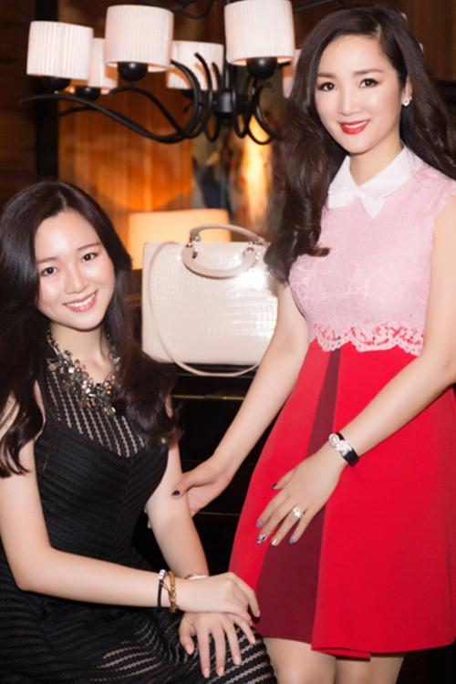 """Soi khối hàng hiệu """"kếch xù"""" của Hoa hậu Giáng My - 3"""