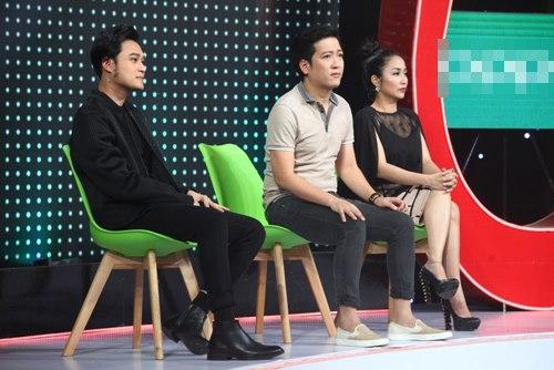 Trấn Thành nhận Tóc Tiên làm em gái trên truyền hình - 3