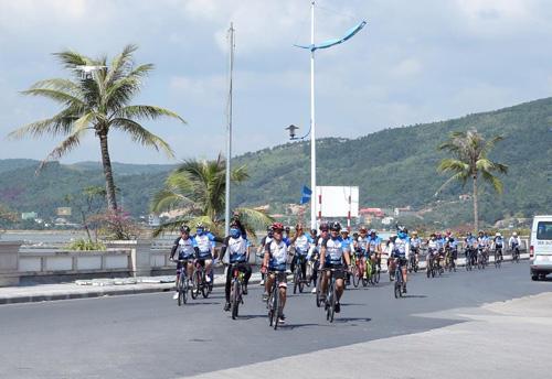"""Sự kiện """"Cùng GIANT đạp xe thắm tình hữu nghị"""" diễn ra thành công tốt đẹp - 6"""