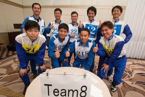 Đoàn Việt Nam thắng lớn ở Cuộc thi Hướng dẫn viên Lái xe an toàn Quốc tế - 2