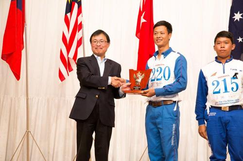 Đoàn Việt Nam thắng lớn ở Cuộc thi Hướng dẫn viên Lái xe an toàn Quốc tế - 6