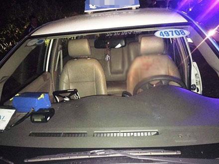 Tài xế taxi bị siết cổ, cướp tài sản trên đồi vắng - 1