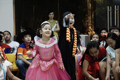 Halloween: Sôi động tuần lễ hội ở ILA - 2