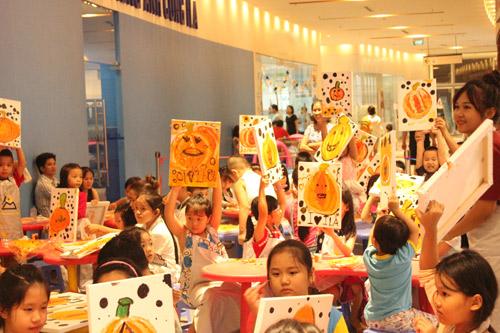 Halloween: Sôi động tuần lễ hội ở ILA - 3