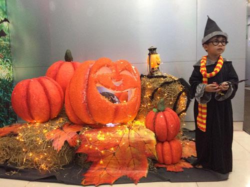 Halloween: Sôi động tuần lễ hội ở ILA - 6