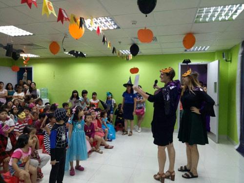 Halloween: Sôi động tuần lễ hội ở ILA - 7