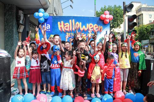 Halloween: Sôi động tuần lễ hội ở ILA - 8