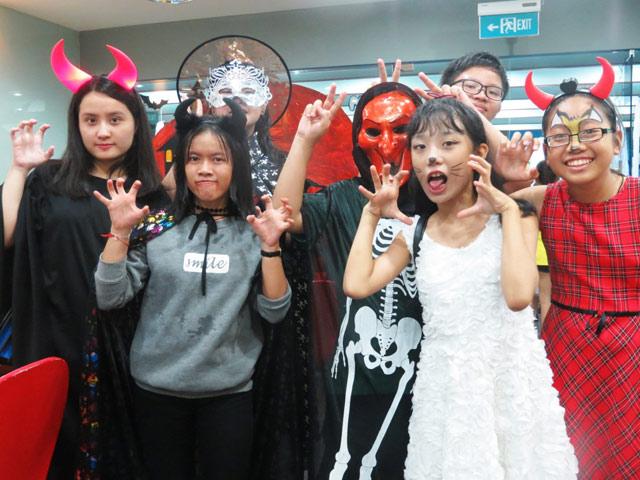 Halloween: Sôi động tuần lễ hội ở ILA - 10