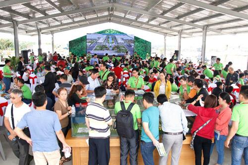 Nhà phố vườn 520 triệu tại Nam Sài Gòn: Giải pháp tích lũy BĐS của giới trẻ - 1