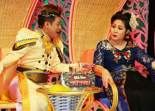"""Minh Nhí: """"Hồng Vân với tôi như người nhà"""" - 2"""