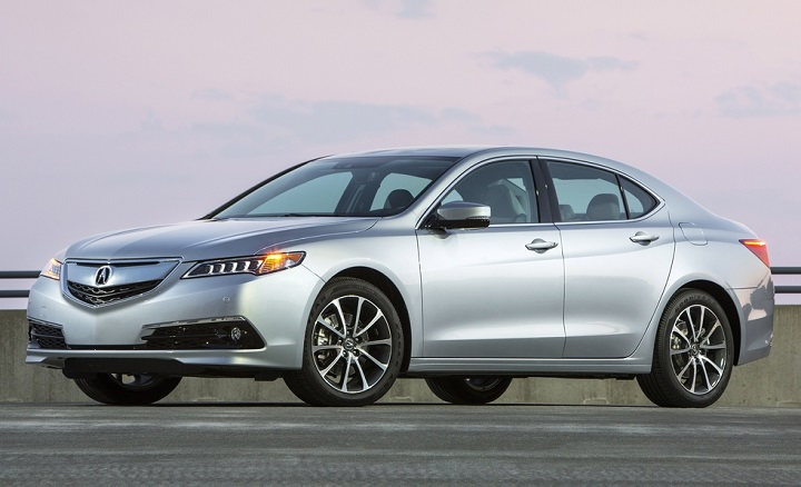 Điểm danh top 10 xe sang trọng phổ biến nhất tại Mỹ - 6