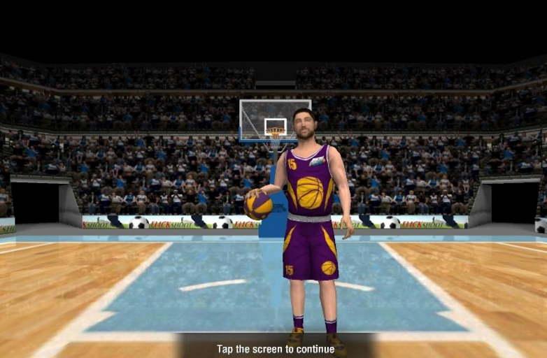 Top 5 trò chơi bóng rổ phù hợp nhất cho Android và iOS - 2