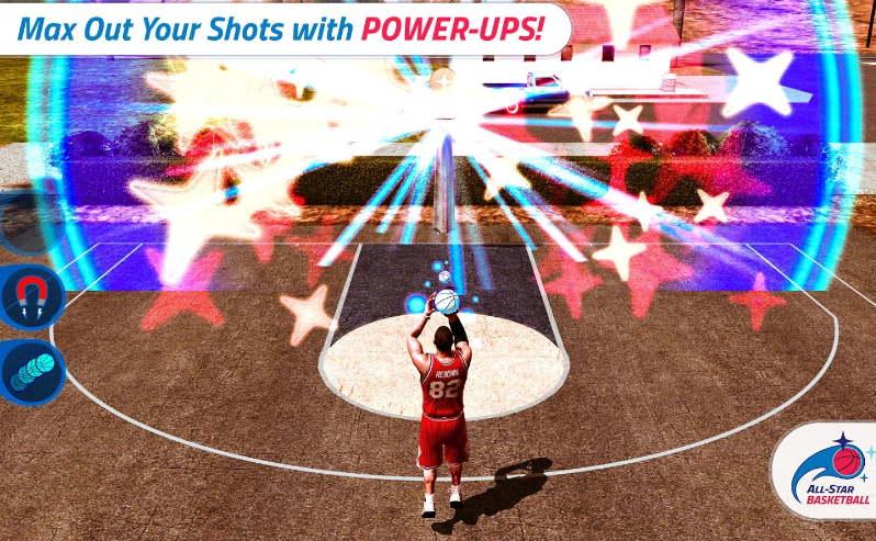 Top 5 trò chơi bóng rổ phù hợp nhất cho Android và iOS - 4